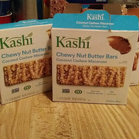 Kashi® Coconut Cashew Macaroon Chewy Nut Butter Bars uploaded by Tiffany L.