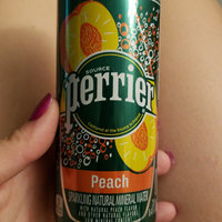 Perrier Peach Sparkling Natural Mineral Water uploaded by Tara D.