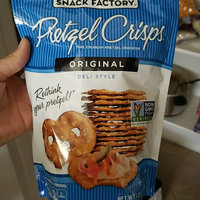 Pretzel Crisps® Crackers Original uploaded by Summer B.
