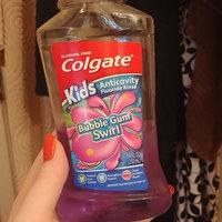 Colgate® Kids Bubble Gum Swirl Anticavity Fluoride Rinse uploaded by Amanda E.