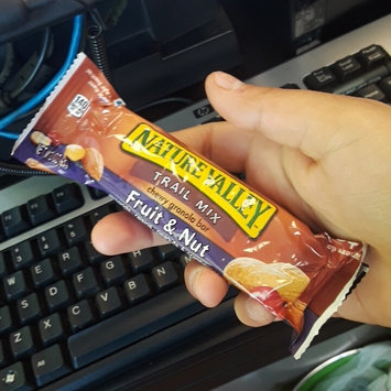 Photo of Nature Valley™ Fruit & Nut Bars Dark Chocolate & Nut uploaded by Selena R.