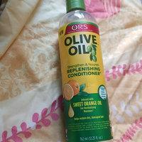 Organic Root Stimulator Olive Oil Replenishing Conditioner uploaded by Morenike K.