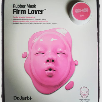 Photo of Dr. Jart+ Firm Lover Rubber Mask uploaded by Maritza L.