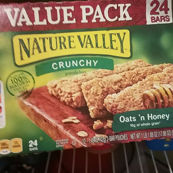 Photo of Nature Valley™ Oats 'n Honey Crunchy Granola Bars uploaded by Stephanie S.