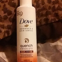 Dove Advanced Hair Series Quench Absolute Detangler uploaded by Barbie S.