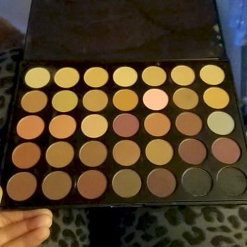 Photo of Morphe 35N - 35 Color Matte Eyeshadow Palette uploaded by Patti Y.