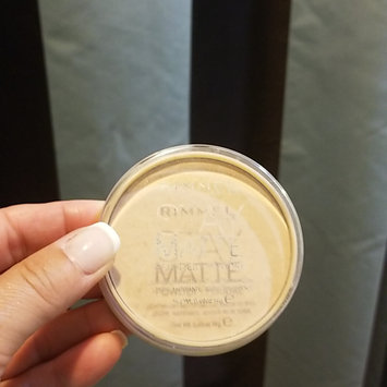 Photo of Rimmel London Clear Complexion Anti Shine Powder uploaded by Christy M.
