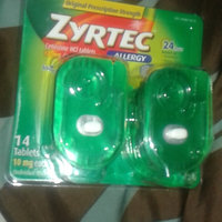 Zyrtec Allergy Tablets uploaded by Kimberly S.