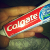 Colgate® Triple Action Fluoride Toothpaste Original Mint uploaded by Rafaela C.