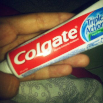 Photo of Colgate® Triple Action Fluoride Toothpaste Original Mint uploaded by Rafaela C.