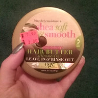 OGX® Silicone Free Shea Soft & Smooth Creamy Hair Butter uploaded by Riley S.