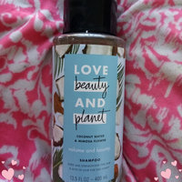 Love, Beauty & Planet Volume and Bounty Shampoo Coconut Water & Mimosa Flower uploaded by Kristy G.