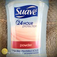 Suave® Powder Invisible Solid Anti-Perspirant Deodorant uploaded by Amanda O.