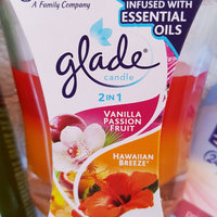 Glade Hawaiian Breeze & Vanilla Passion Fruit 2in1 Candle uploaded by Amanda O.