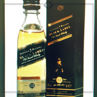 Johnnie Walker Black Label Blended Scotch Whiskey uploaded by 🍃Mabel R.