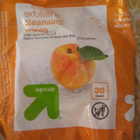 up & up 25 ct Wipe Basic Cleansing Facial Cleansing Wipes uploaded by Jennifer M.
