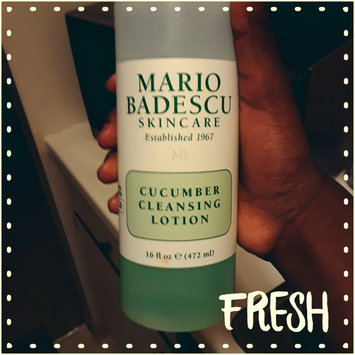 Photo of Mario Badescu Cucumber Cleansing Lotion uploaded by Na'Kayla H.