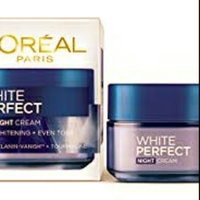 L'Oréal Paris Dermo-Expertise White Perfect Fairness Control Moisturizing Cream Day SPF17 PA++ uploaded by Reeja A.