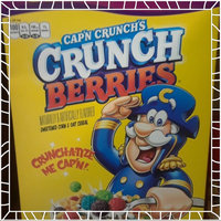 Cap'n Crunch's Crunch Berries Cereal uploaded by Stephanie M.