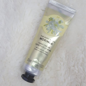 Photo of The Body Shop Hand Cream, Moringa, 1 fl oz uploaded by Falak s.