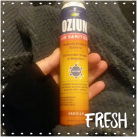 Ozium Spray Automotive Air Freshener, 3.5 oz Vanilla uploaded by Sara M.