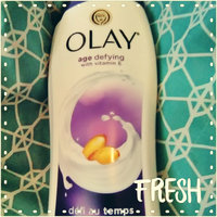 Olay Age Defying with Vitamin E Body Wash uploaded by Jennifer K.
