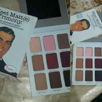 theBalm Meet Matt(e) Trimony® Matte Eyeshadow Palette uploaded by Melisa K.