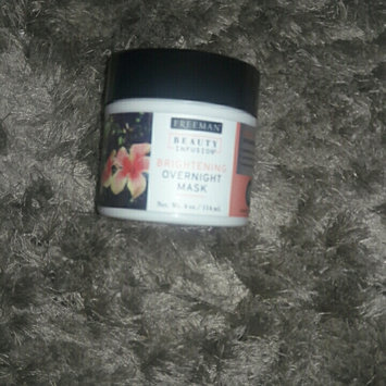 Photo of Freeman Beauty Infusion Brightening Overnight Mask with Hibiscus + Vitamin C uploaded by KC W.