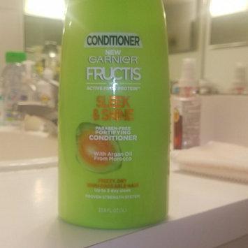 Photo of Garnier Fructis Sleek & Shine Conditioner uploaded by Tatiana T.