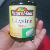 Nature Made Extra Strength L-Lysine uploaded by Josseline G.