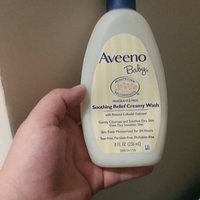 Aveeno® Baby Soothing Relief Creamy Wash uploaded by Brittany B.