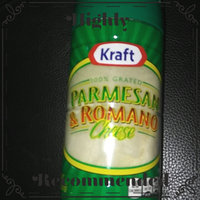 Kraft Parmesan & Romano Cheese Grated uploaded by RACHEL A.