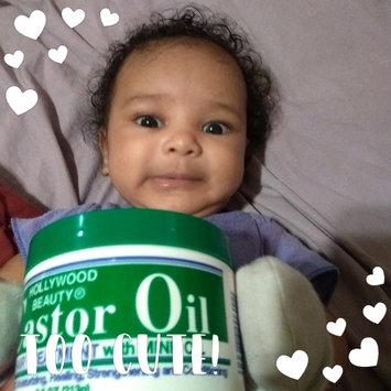Photo of Hollywood Beauty Castor Oil Hair Treatment 7.5 oz uploaded by Kalien R.