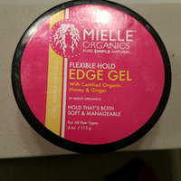 Mielle Organics Edge 4-ounce Gel with Honey & Ginger uploaded by Kimberly T.
