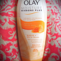 Olay 2-in-1 Essential Ribbons Sunflower Oil + Refreshing Nectarine Moisturizing Body Wash uploaded by Kristy G.
