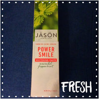 JĀSÖN Powersmile® Whitening Toothpaste Powerful Peppermint uploaded by Kristy G.