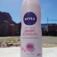 NIVEA Pearl & Beauty Aerosol Spray Deodorant uploaded by Aleksandra M.