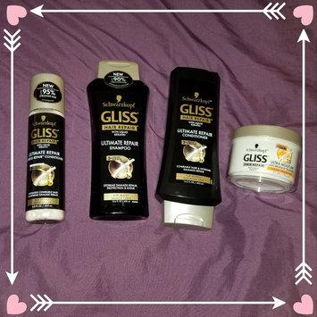 Photo of Schwarzkopf Gliss™ Hair Repair™ with Liquid Keratin Ultra Moisture Anti-Breakage Treatment 6.1 oz. Jar uploaded by Lindsay S.