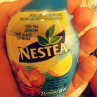 Nestlé Waters North America Inc. Nestea Ice Tea with Lemon Liquid Water Enhancer 1.76 oz uploaded by Erin P.