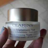 Clarins Extra-Firming Night Rejuvenating Cream uploaded by Petra S.