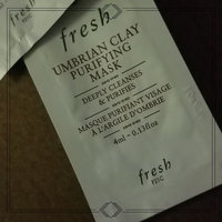 fresh Umbrian Clay Purifying Mask uploaded by OnDeane J.