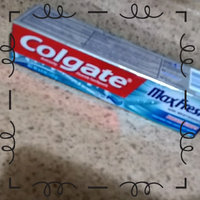 Colgate® MaxFresh® with WHITENING MINI BREATH STRIPS Toothpaste Cool Mint uploaded by Nilka D.