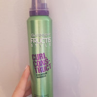 Garnier Fructis Style Curl Construct Creation Mousse uploaded by Emily L.