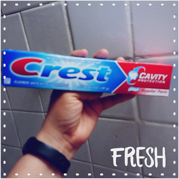 Photo of Crest Complete Whitening Plus Scope Toothpaste uploaded by Lidia Z.