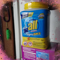 all® stainlifter® mighty pacs® Laundry Detergent 72 Loads 3.17 lb. Tub uploaded by Lidia Z.