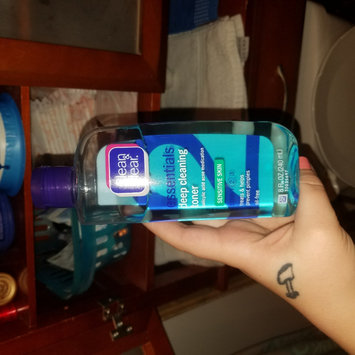 Photo of Clean & Clear® Essentials Deep Cleaning Toner For Sensitive Skin uploaded by Mariah G.