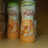 Sprout Organic Carrot Mango Quinoa Puffs uploaded by LaDonna C.