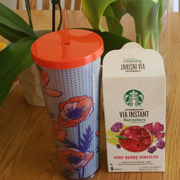 Photo of STARBUCKS® Refreshers™ Very Berry Hibiscus VIA® Ready Brew uploaded by alma P.