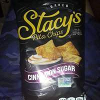 Stacy's® Cinnamon Sugar Pita Chips uploaded by Megan R.