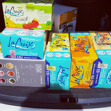 Photo of La Croix Sparkling Water Mango uploaded by Annette M.